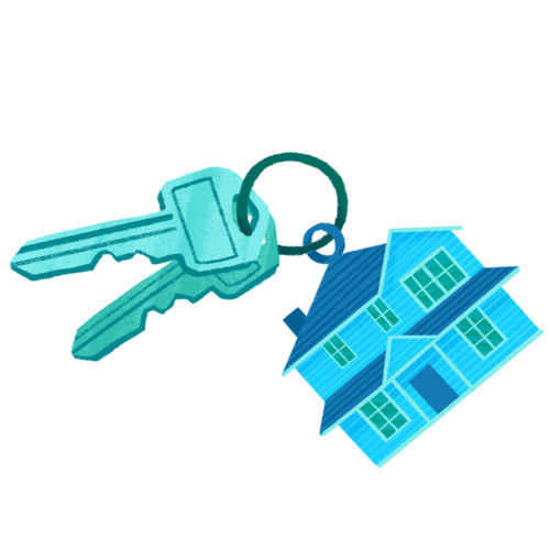 house keys icon