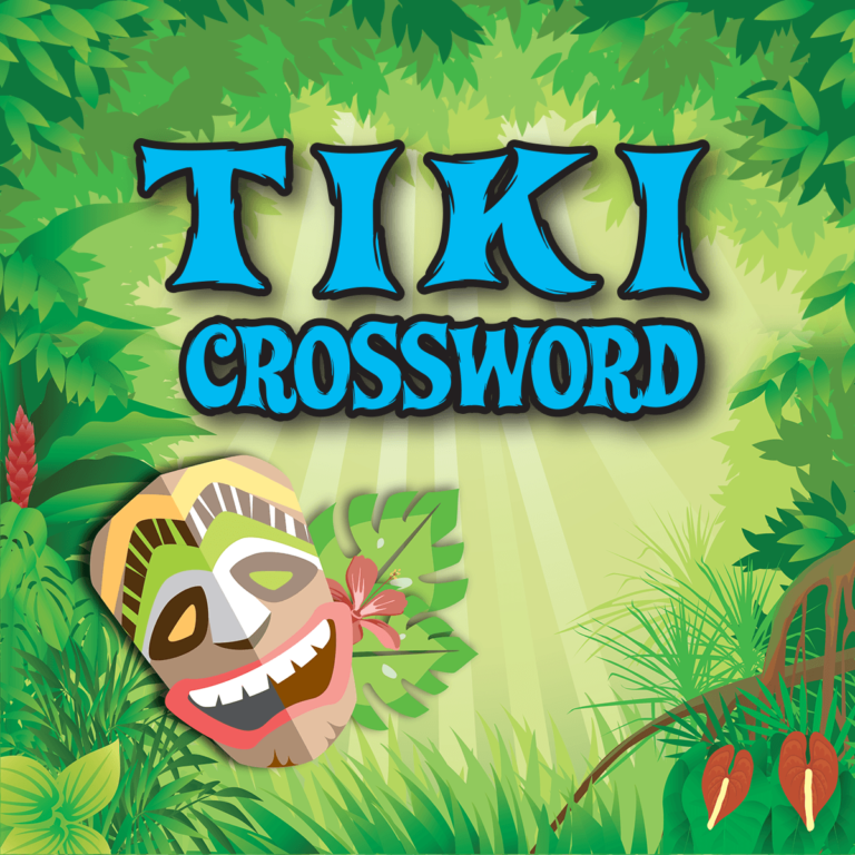 Tiki Crossword