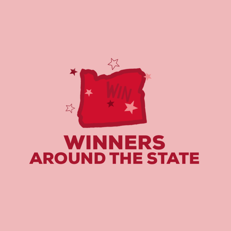 Winners around the state