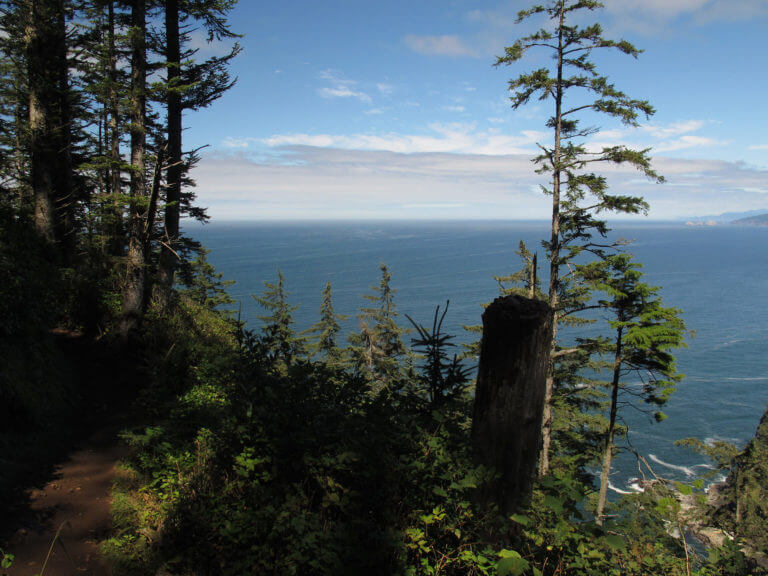 Cape Lookout State Park scenic vista