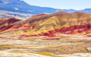 Outdoor School - Painted Hills National Monument