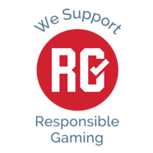 We support responsible gambling