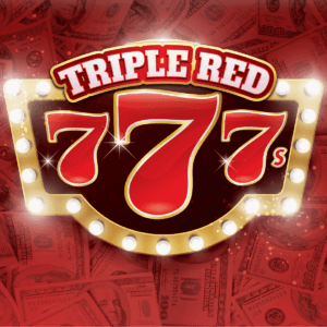Triple Red 777s