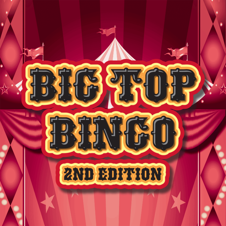 Big Top Bingo 2nd Edition