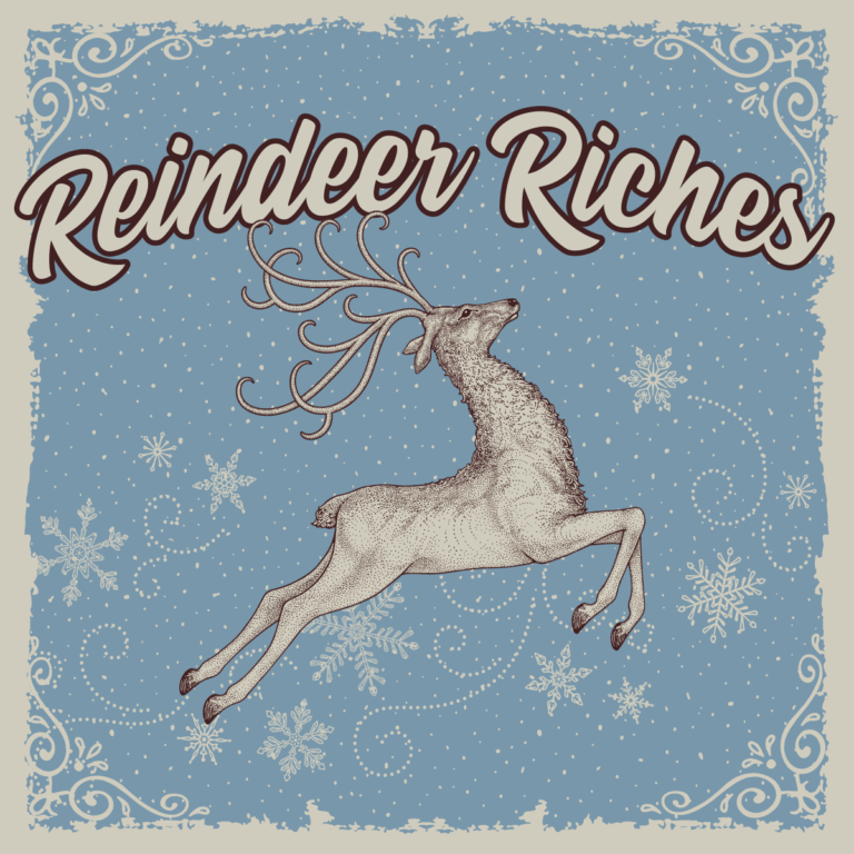 Reindeer Riches tile