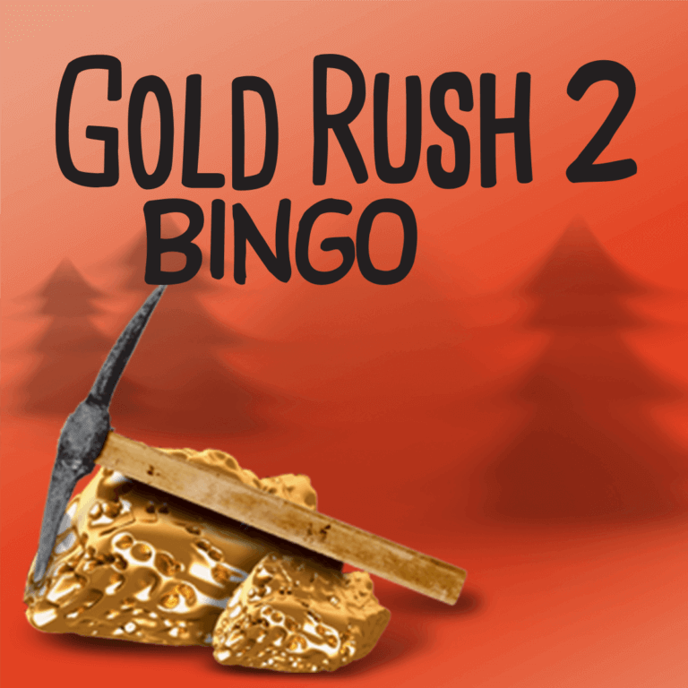 Gold Rush 2 Bingo tile
