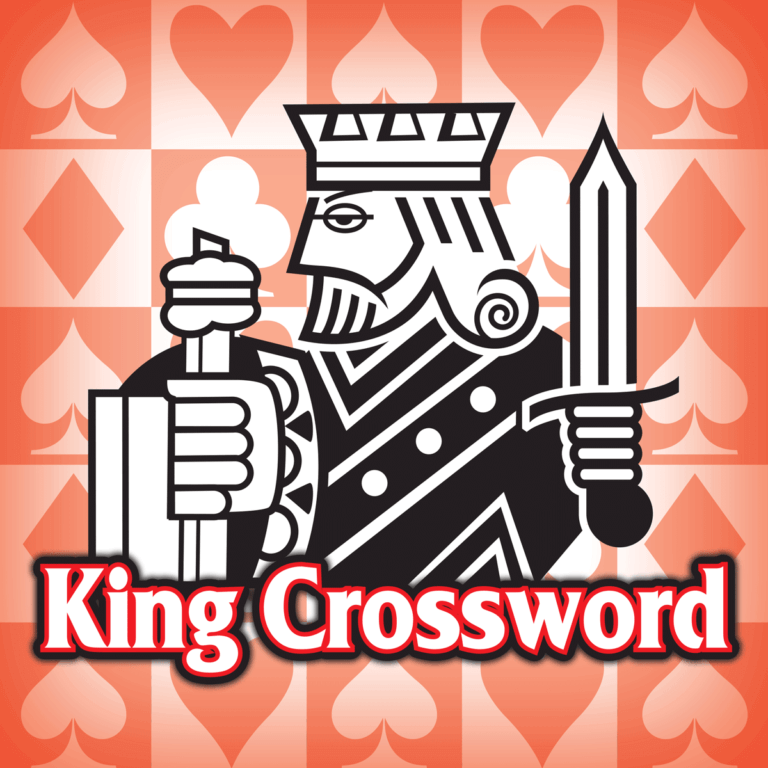 King Crossword tile