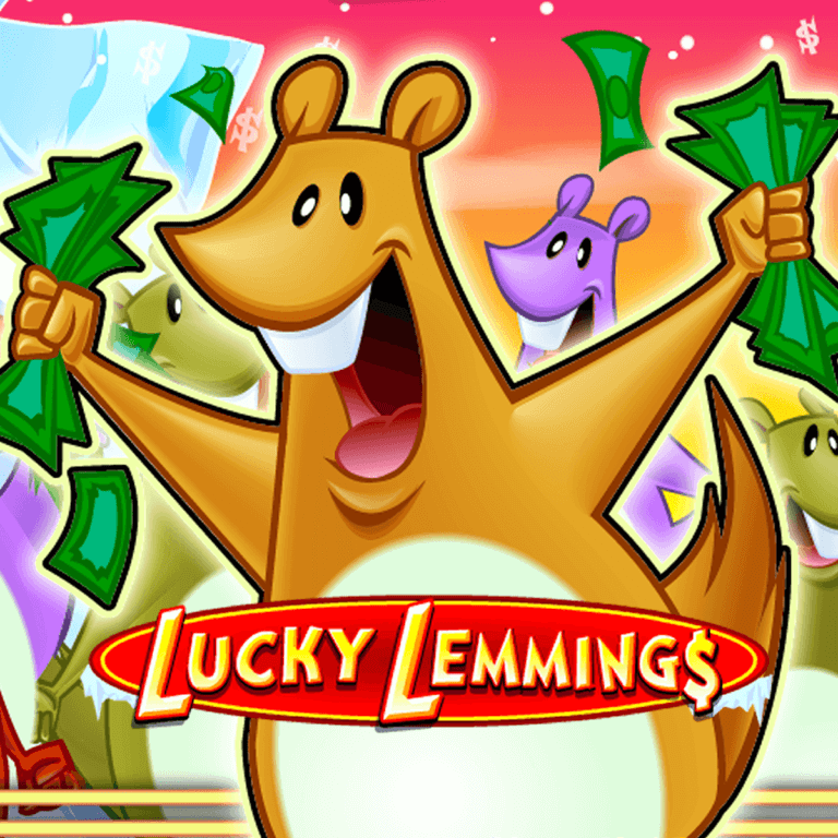 Lucky Lemmings game tile