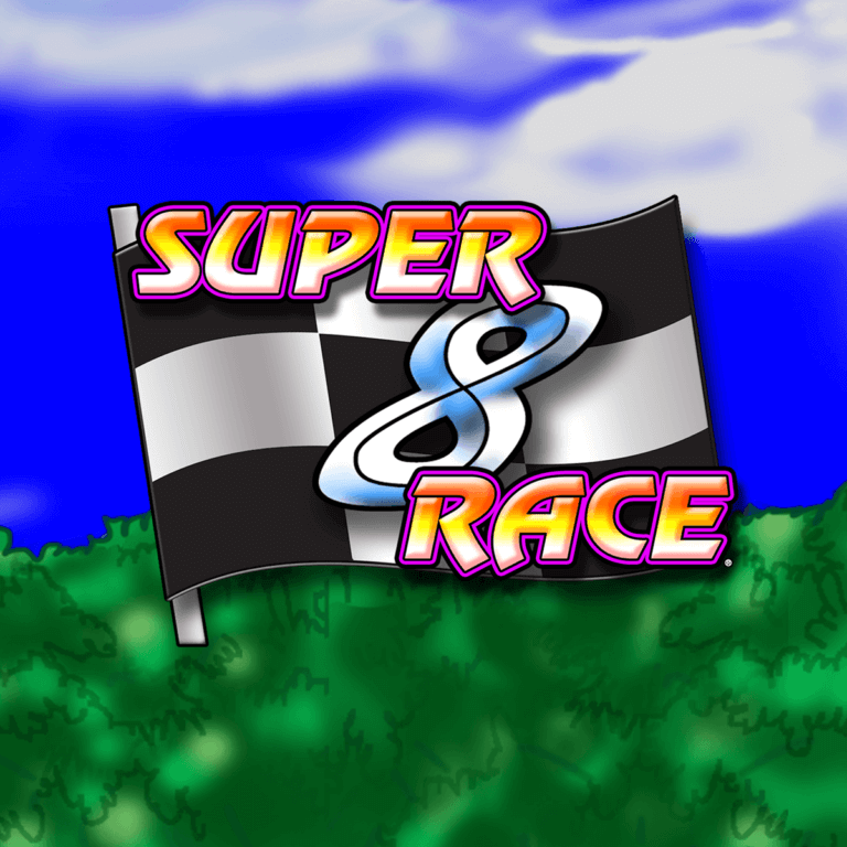 Super 8 Race game tile