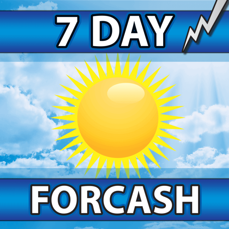 7 Day Forcash tile