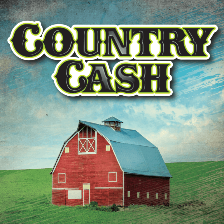 Country Cash tile