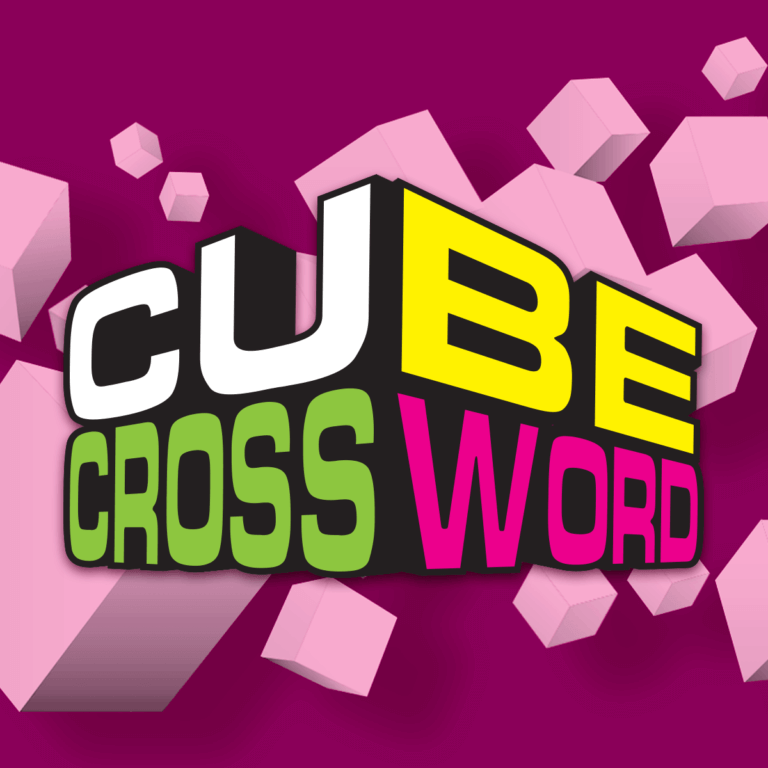 Cube Crossword