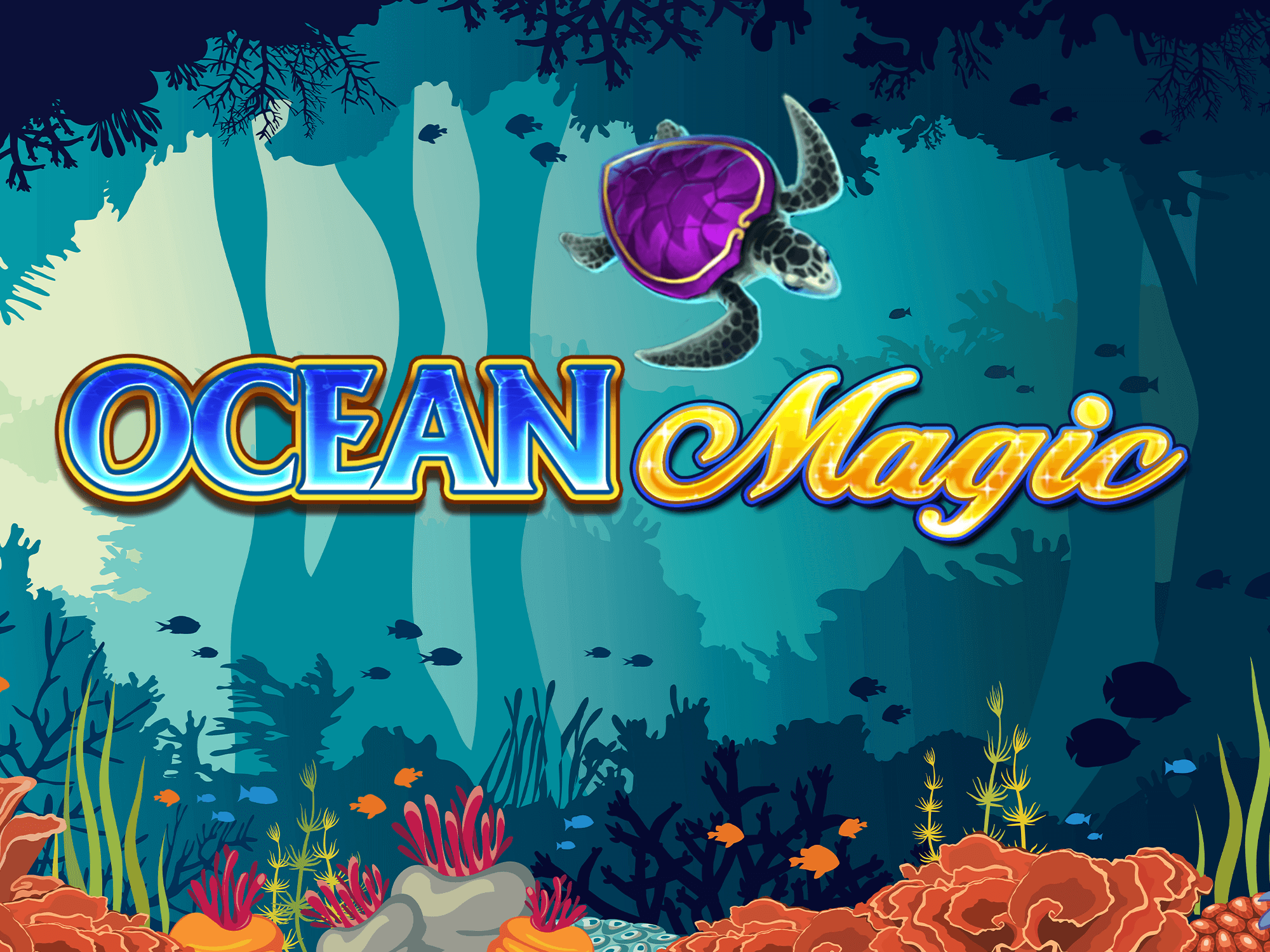 Ocean Magic – Video Lottery   Video Poker, Line Games and More