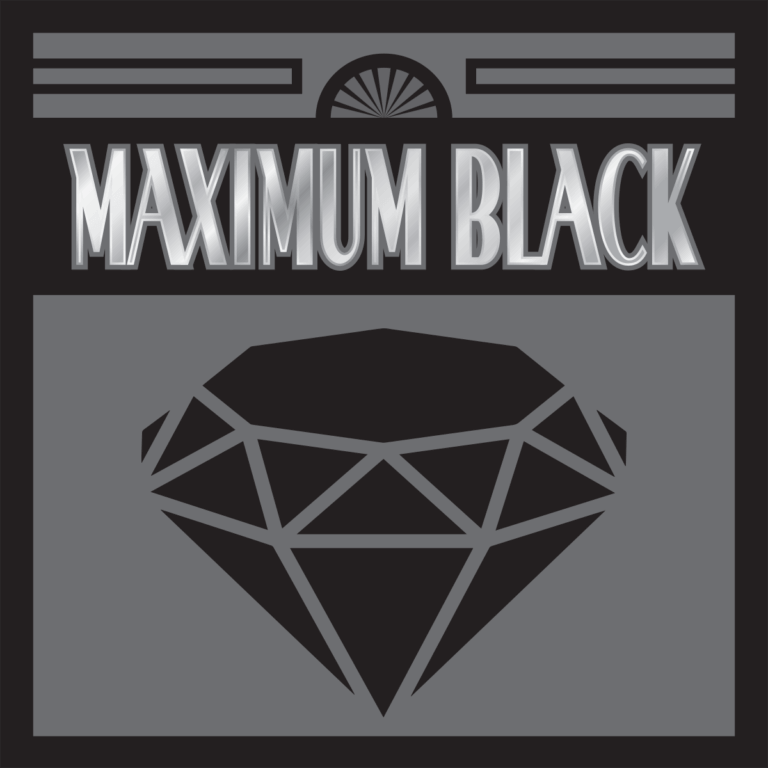 Maximun Black tile
