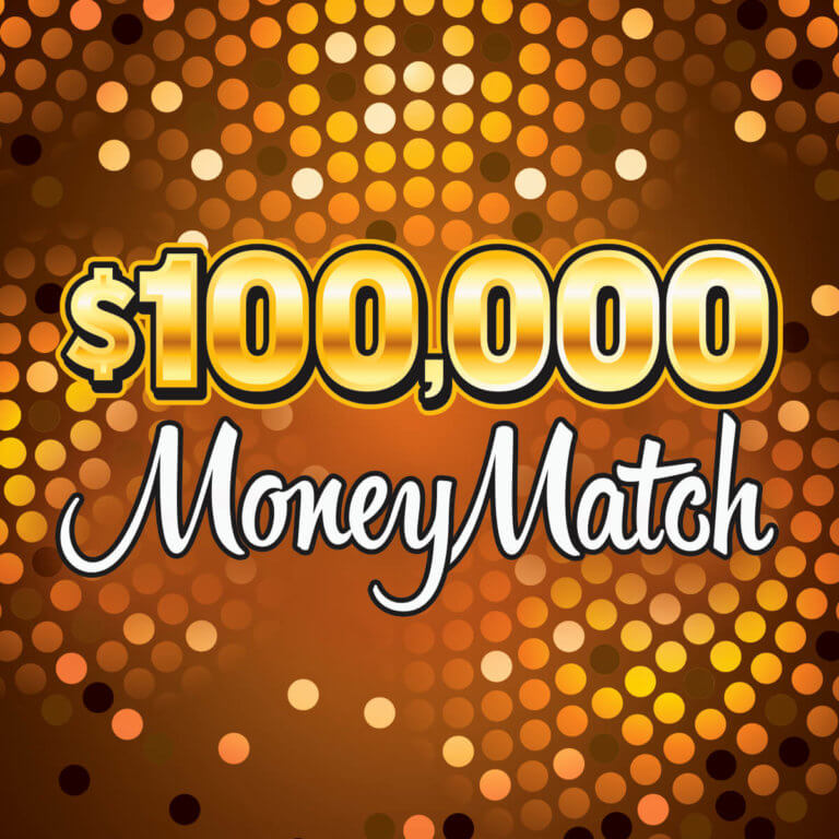 $100,000 Money Match tile